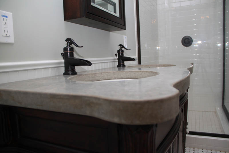 Concrete Bathroom Vanities Sinks Amp Countertops