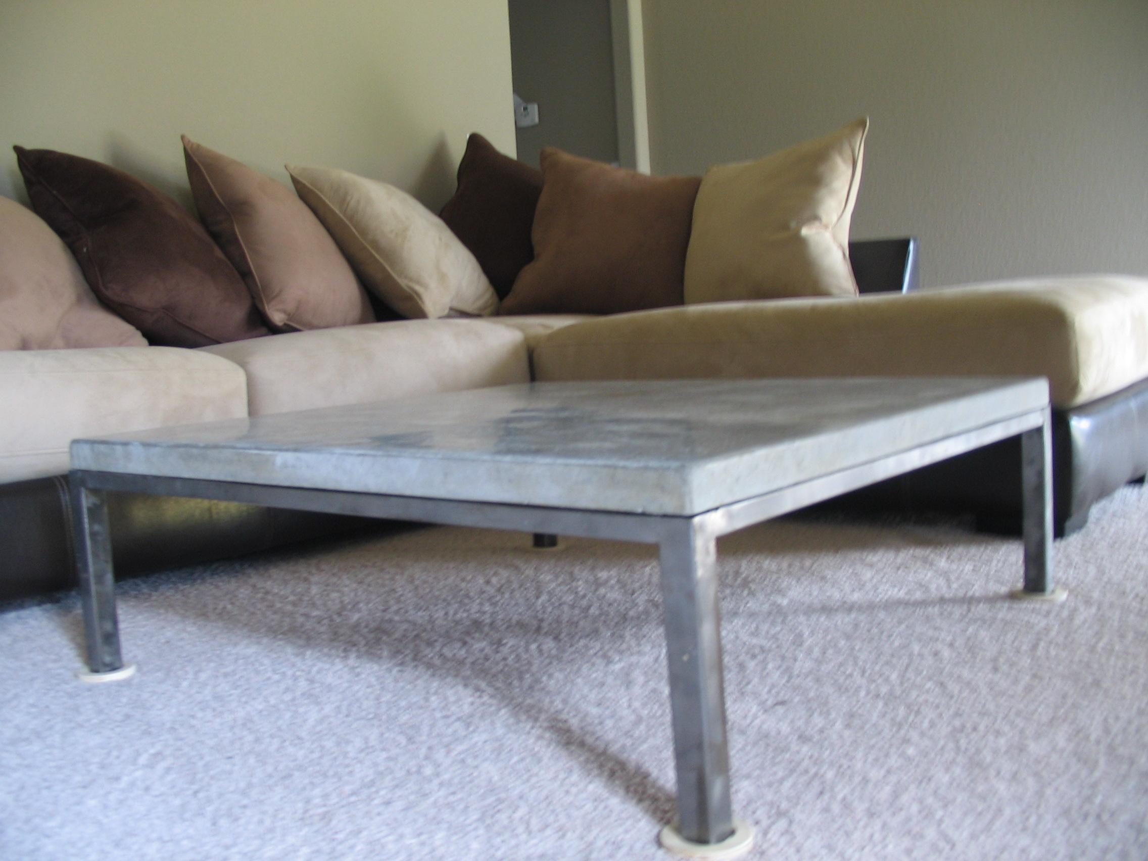 Concrete Custom Furniture Concrete Creations Nwa