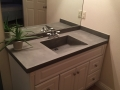 concrete bathroom sinks
